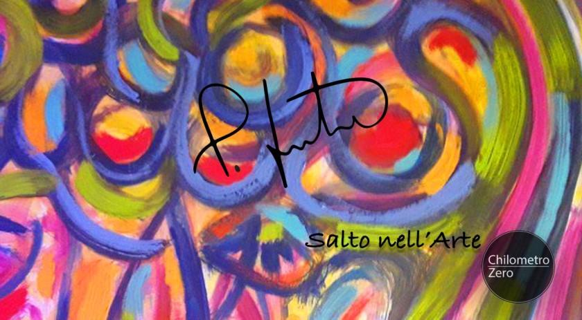 """""""Salto nell'arte"""" con Pablo Interlandi"""